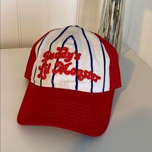 Daddy's Lil Monster Hat